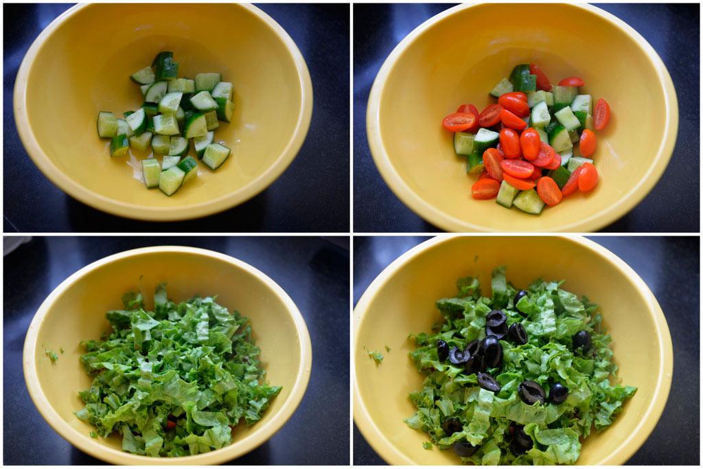 Как приготовить греческий салат-2