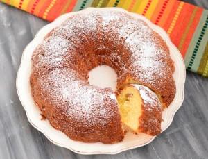 Австрийский Гугельхупф - рецепт кекса с фото