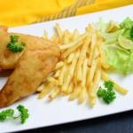 Фиш энд Чипс — Рыба и картофель фри