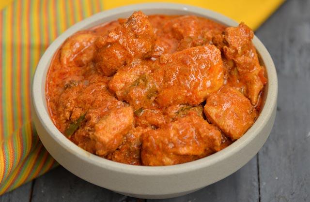 Курица Тикка Масала - рецепт с фото