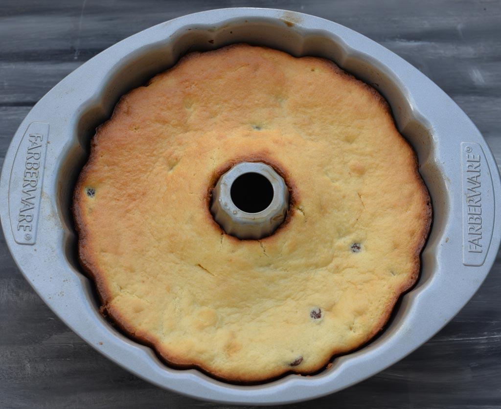 Рецепт кекса