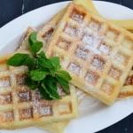 Бельгийские Вафли — рецепт с фото