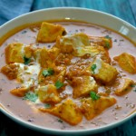 Шахи Панир (Shahi Paneer) — рецепт индийской кухни