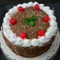 Шварцвальдский вишнёвый торт