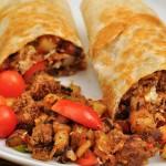 Буррито по-мексикански — рецепт с фото