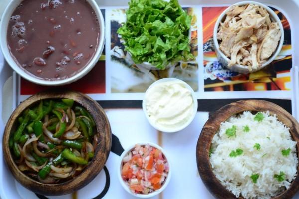 Буррито рецепт с фото