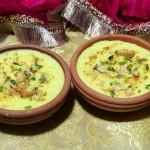 Иранский молочный десерт Ферни (Ferni)