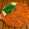 Лахмаджун (Армянская Пицца) - рецепт с фото