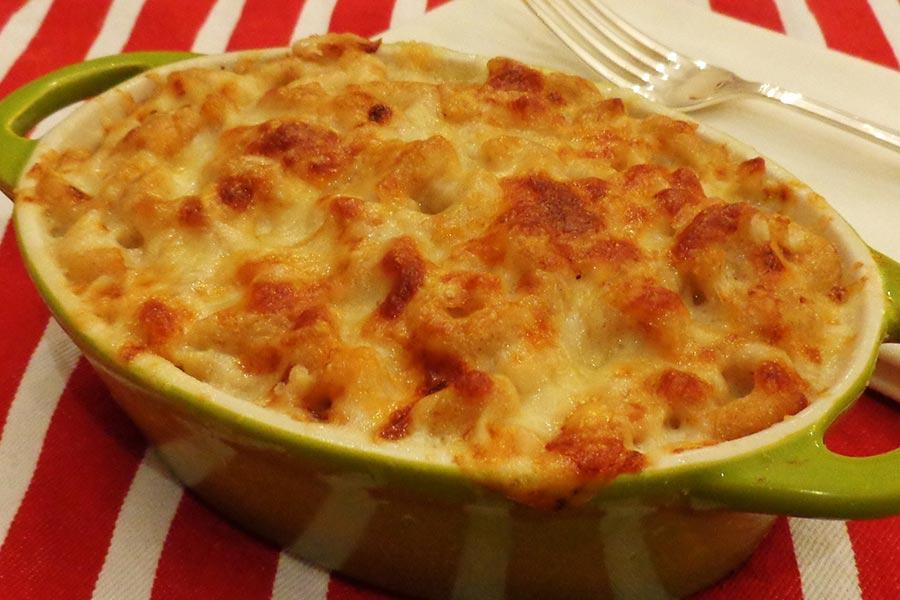Макароны с сыром (Mac and Cheese) рецепт