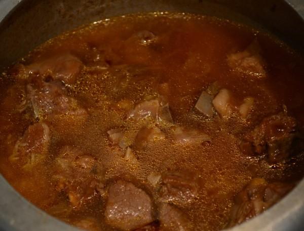 Рис с мясом Kabuli Pulao рецепт с фото