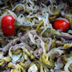 Салат Шахтёрский — рецепт с фото