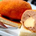 Котлета по-донбасски с сыром