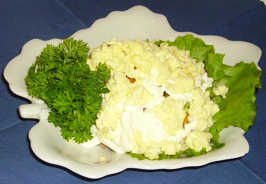 Рецепт салата - Старая таможня