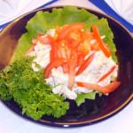 Салат с кальмарами — Петровская слобода