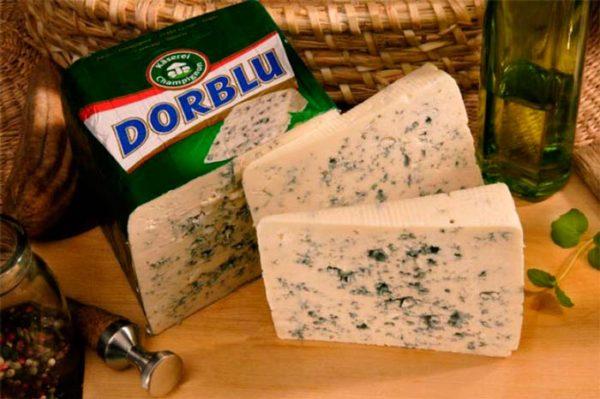Соус сметанный с сыром Дор-Блю