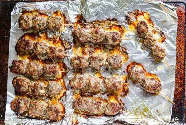 Шашлык - турецкая кухня