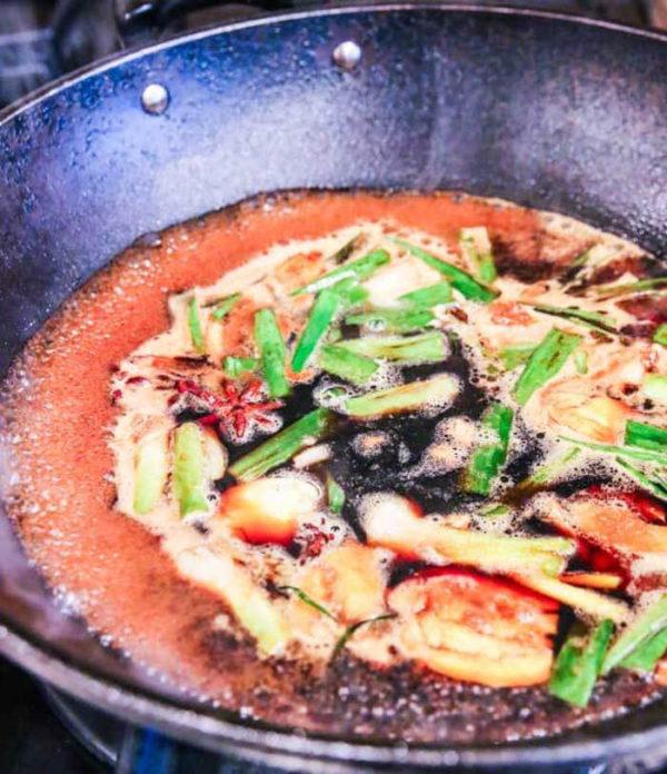 Соус для сала по-китайски