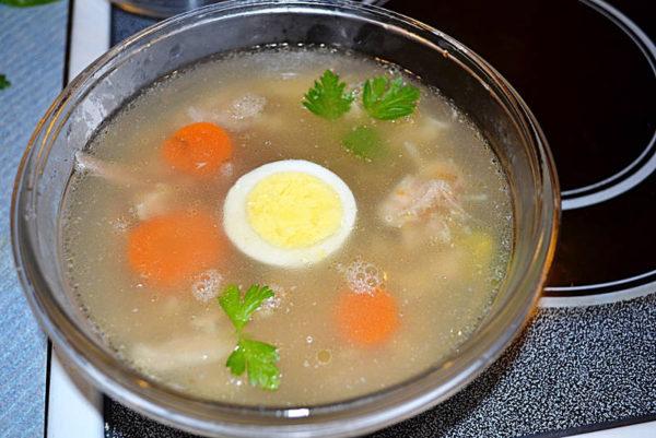 Рецепт холодца из свиных ножек и курицы