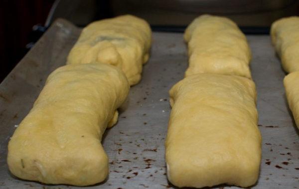 Рецепт пирожков с мясом и капустой