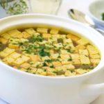 Итальянский суп — Зуппа Империале