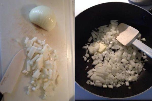 Простой бефстроганов из говядины с грибами
