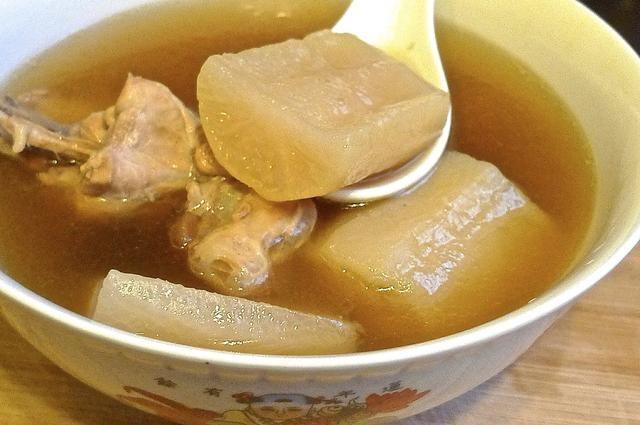 Детоксикационный китайский суп из редьки (2)