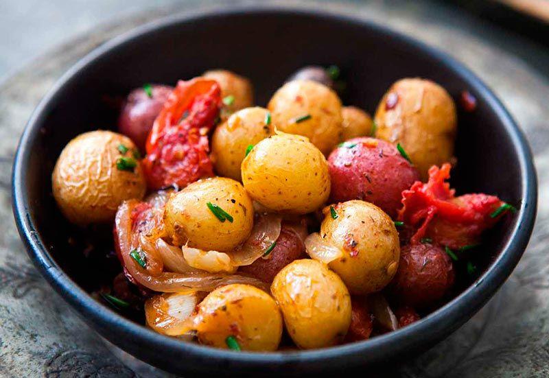 Как приготовить картофель по-французски