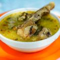 Чихиртма из баранины (chikhirtma recipe)