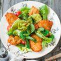 Штирийский куриный салат
