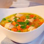 Суп из овощей