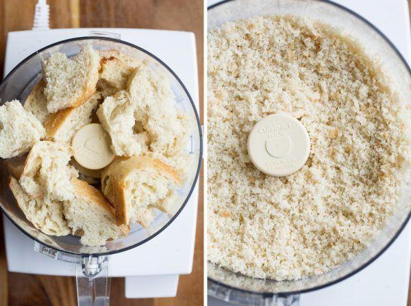 Как приготовить хлебные крошки для фрикаделек по-итальянски