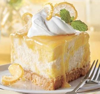 Тортик с манго
