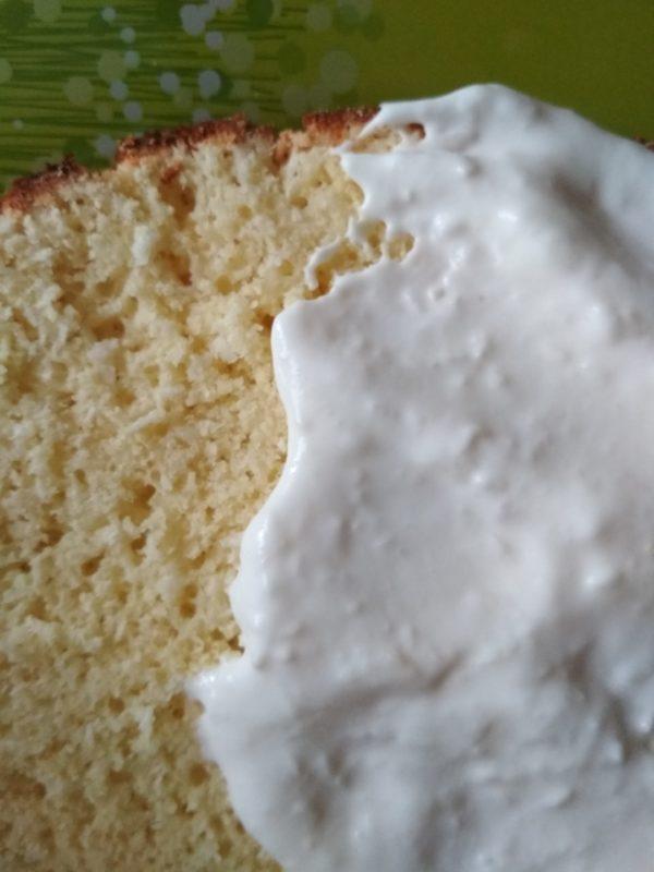 Соединяем торт