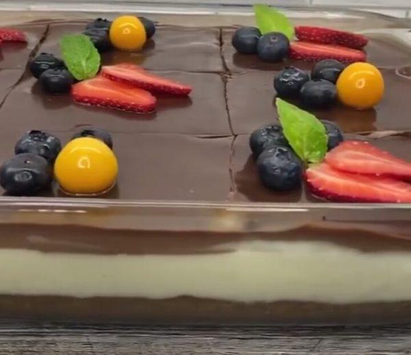 Нежный турецкий десерт
