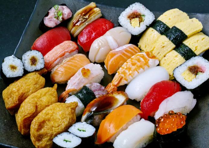 суши в Днепре